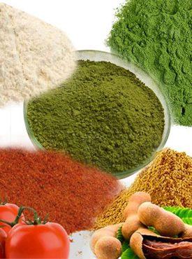 Vegetables Powders